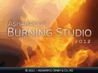 Ashampoo® Burning Studio 2012