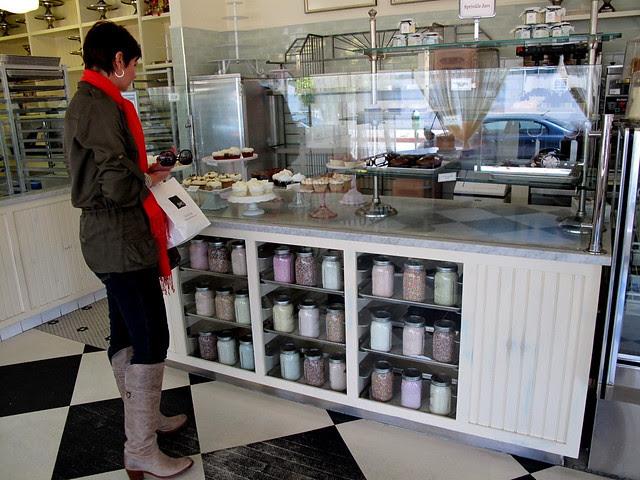 Magnolia Bakery on Third Street