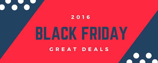 All Black Friday 2016 Hot Deals in One - Spring Coupon
