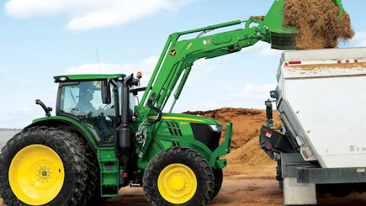 Optimize Safety and Stability for Loader Tractor Ballasting
