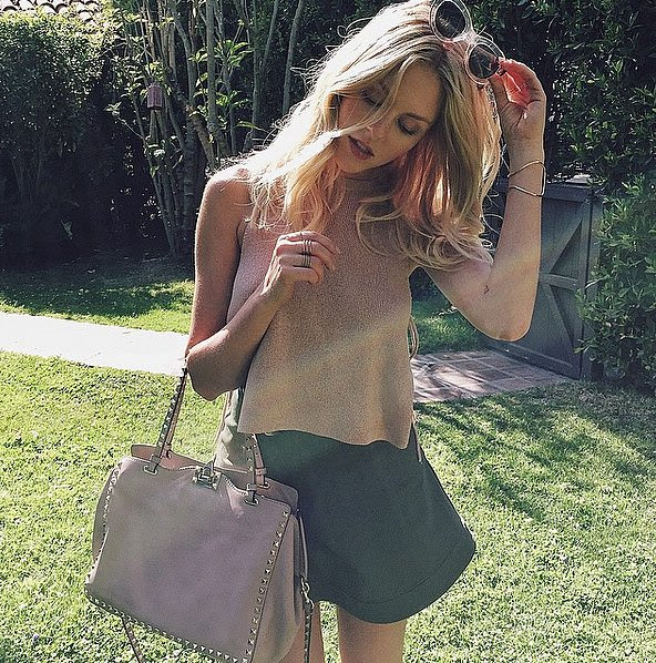 Laid-Back With a Summer Top