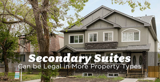 Secondary Suites now Legal in More Property Types in Edmonton - The Edmonton Real Estate Blog