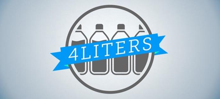 Εσείς μπορείτε να ζήσετε με 4 λίτρα νερό την ημέρα; - Η νέα πρόκληση που σαρώνει στο διαδίκτυο [βίντεο]