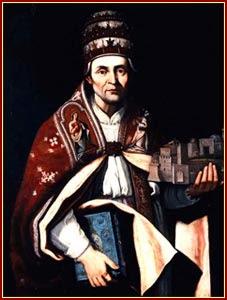 SAN PEDRO CELESTINO, Papa y Confesor