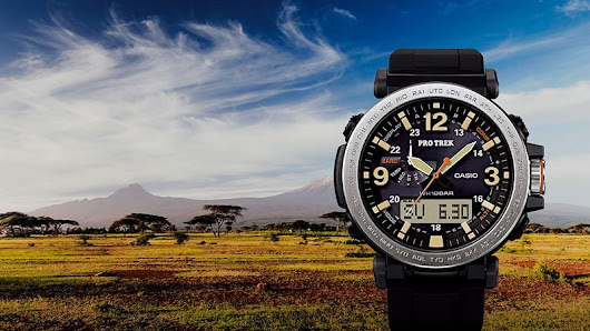 10 Best Hiking Watches for the Adventurous Man