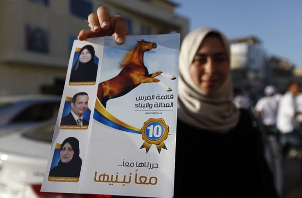 Libyans went to the polls in a national election for the first time in 60 years on 7 July 2012