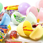 BestPysanky 12 Plastic Easter Eggs with Premium Candy