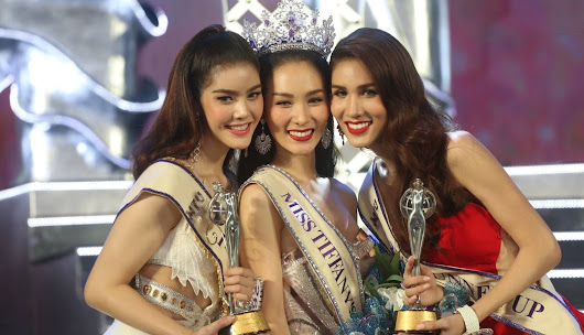 Miss Tiffany's Universe 2016 Results - Ladyboy Life