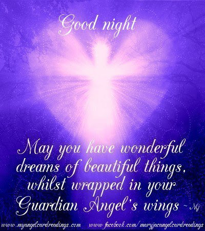 May You Have Wonderful Dreams Of Beautiful Thingswhilst Wrapped In