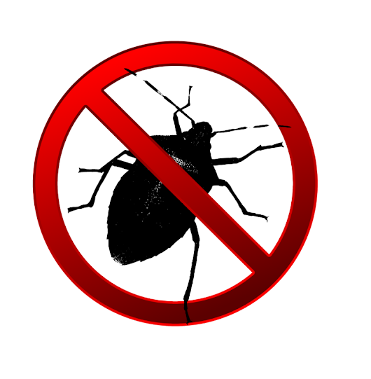 No bugs allowed symbol - GIMP LEARN