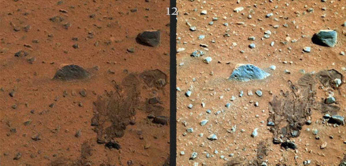 TRUE COLOR OF MARS (3)
