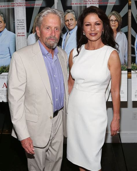 Catherine Zeta Jones and Michael Douglas   A look back at