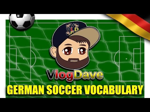 Learn German - Soccer / Football Vocabulary