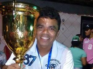 Romerito Simplício dos Santos foi morto a facadas (Foto: Divulgação/PM)