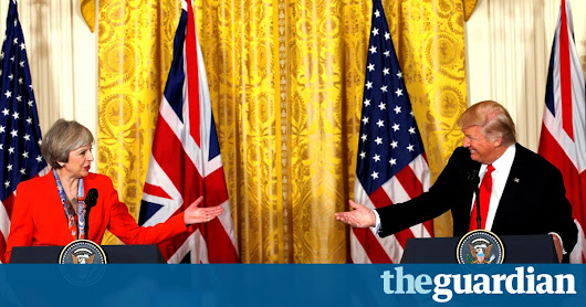 British officials drop plans for Donald Trump to address parliament | Politics | The Guardian