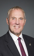 Photo - Bill Blair - Click to open the Member of Parliament profile