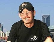 Peter Hammarstedt, uno degli ecopirati di Sea Shepherd, autore dell'indagine sotto copertura alle Far Oer