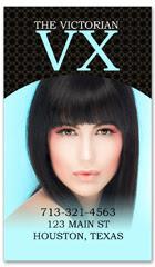 BCS-1099 - salon business card