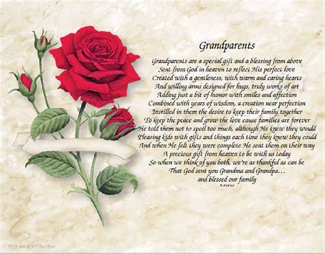 A Poem for Grandparents   60th Anniversary   Pinterest
