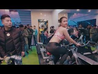 Quay phim quảng cáo phòng Gym Fitness & Yoga Móng Cái Quảng Ninh