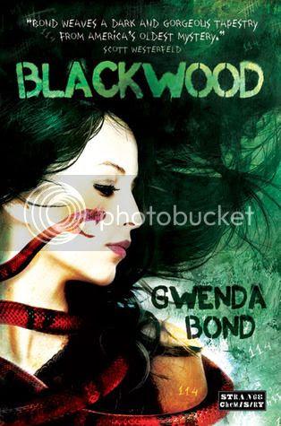 Blackwood by Gwenda Bond