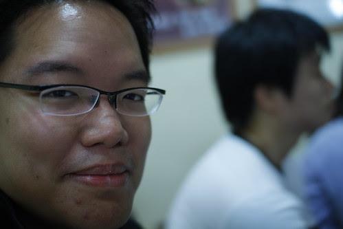 me at bibimbap brunch in Jeonju