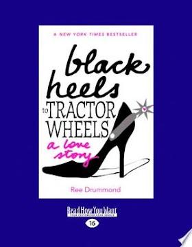Free Black Heels to Tractor Wheels