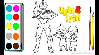 All Clip Of Upin Ipin Ultraman Ribut Bhclipcom