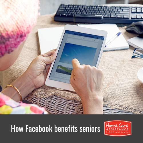 What Social Benefits Does Facebook Offer Seniors?