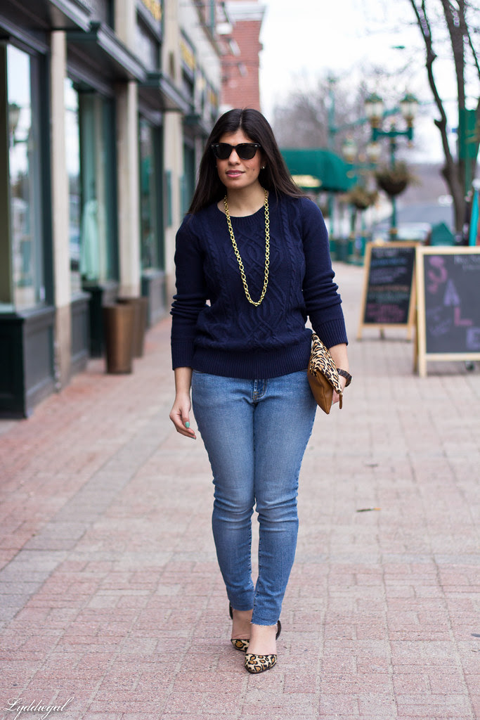 navy sweater, leopard heels, denim-2.jpg