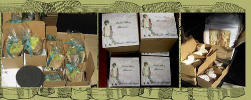 Art Opera: Pam Huntingtons Class Kits!