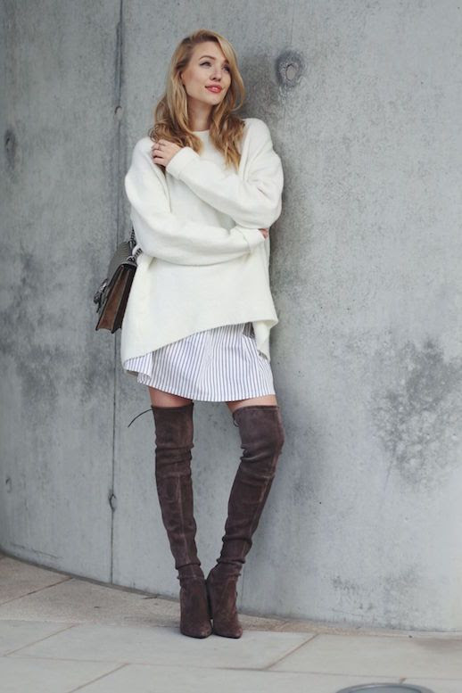 Le Fashion Blog 9 Oversized Sweaters To Buy Now Via Ohh Couture
