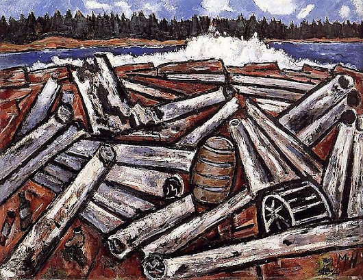 Marsden Hartley's influences and ambition - Two Coats of Paint