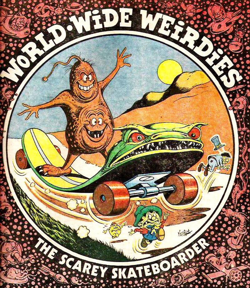 Ken Reid - World Wide Weirdies 121