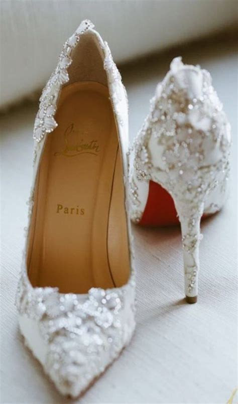 25  best ideas about Lace Wedding Shoes on Pinterest