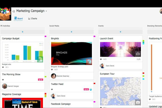 Microsoft Planner: A Trello rival benefits from Office 365 integration