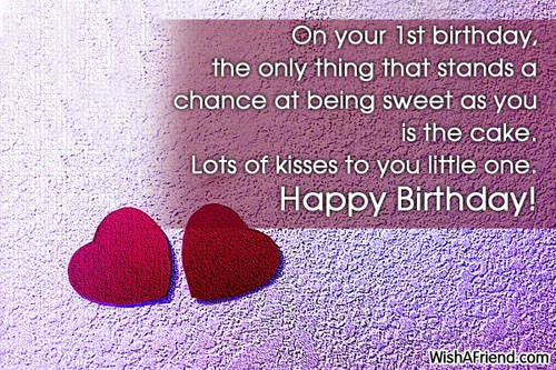 First Birthday Quotes For Daughter From Dad Image Quotes At