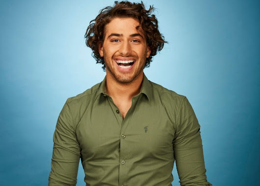 Kem Cetinay says his biggest Dancing on Ice fear is 'dropping his partner' – T-VINE