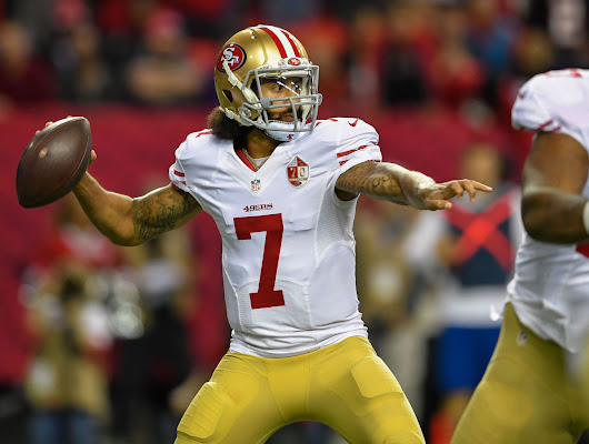 Report: Kaepernick open to staying with 49ers