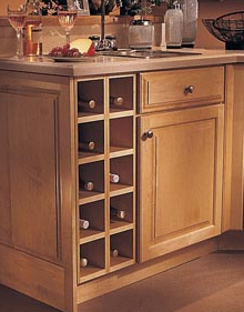 Kitchen Cabinet Wine Rack Plans PDF Woodworking