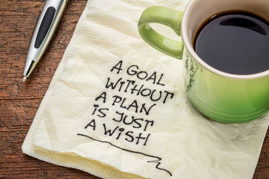 Forget Goal Setting: Here's How to Actually Accomplish Them - Marketing Words Blog