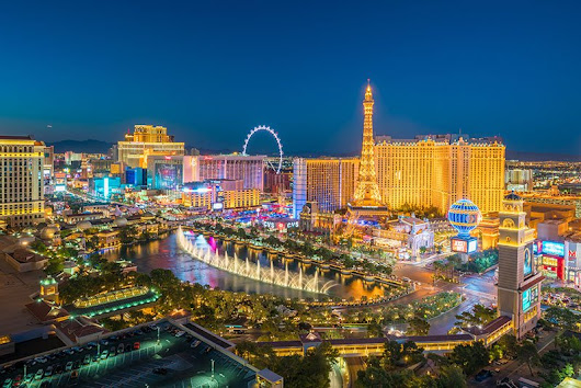 What to Do Over Valentine's Day in Las Vegas | Travel Agent Central