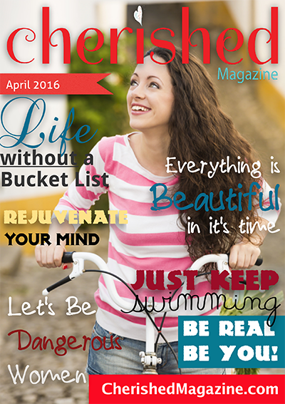 Current Issue - Cherished Magazine