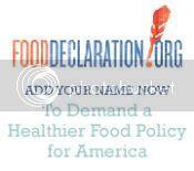 Food Declaration