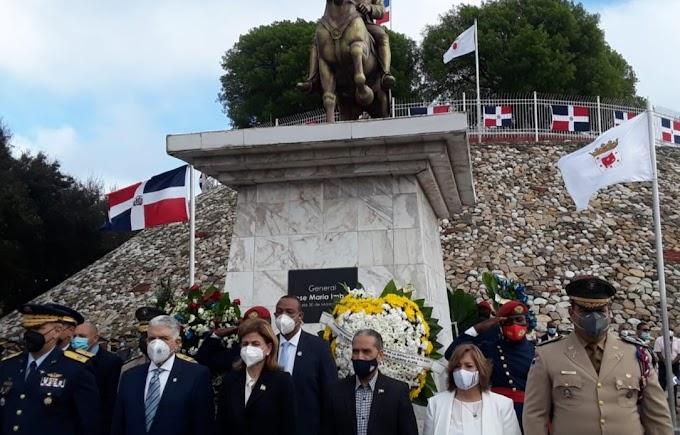 COMISIÓN PERMANENTE DE EFEMÉRIDES PATRIAS CONMEMORA EL 177 ANIVERSARIO DE LA BATALLA DE SANTIAGO