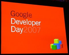 Google Developer Day 2007