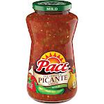 Pace Mild Picante Sauce - 16 oz jar