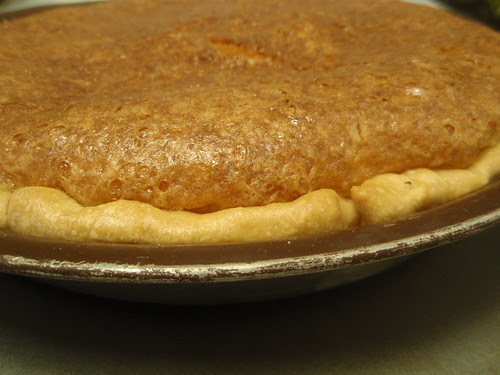 baked chess pie