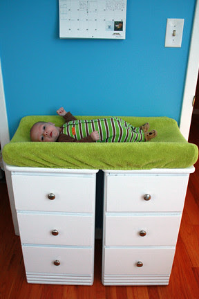 Changing Table - Whole