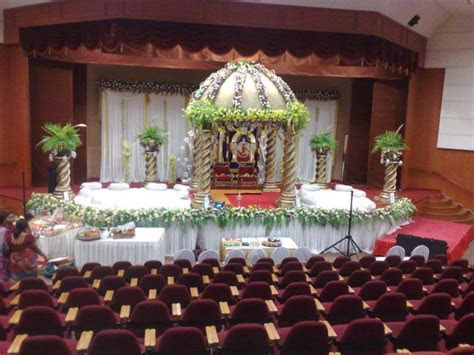 Bangalore Stage Decoration ? Design #346 wedding flower